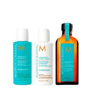 MoroccanOil Back to Basics HYDRATION Набір зволожуючий