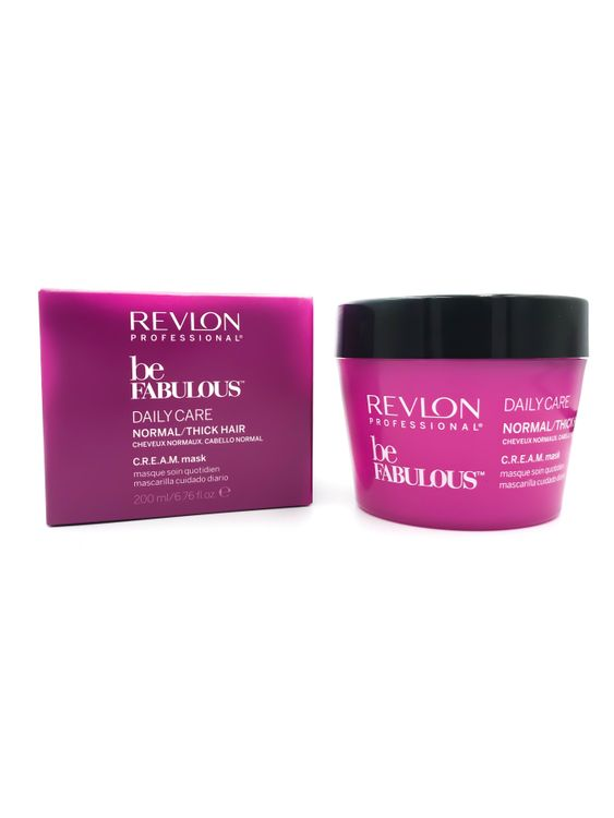Маска Revlon Professional Be Fabulous Normal/Thick Mask 200 мл
